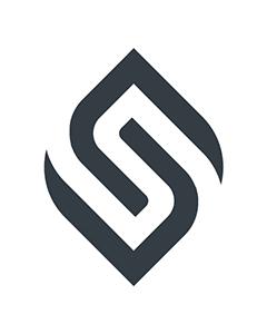 GS Standard Easy Slope Folding Steps - 3 Tread
