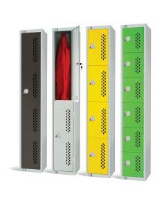 Elite Perforated Door Lockers