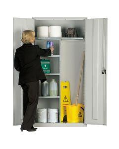 Elite Janitorial Cupboard
