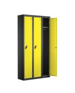1 Door Probe Locker nest of 3