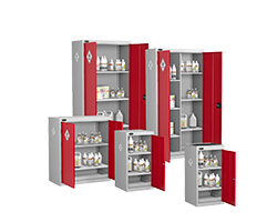 Toxic Substance Cabinets