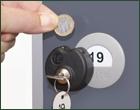 Retro Fit Coin return Lock